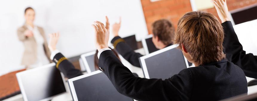 School Classroom Trial