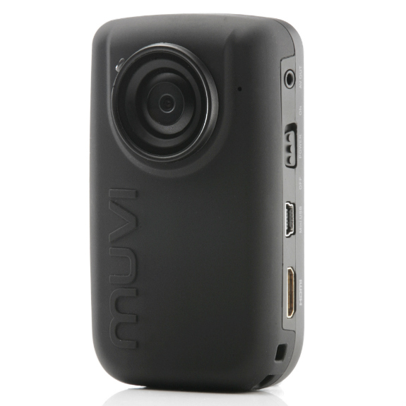 Muvi Professional Body-Worn Camera