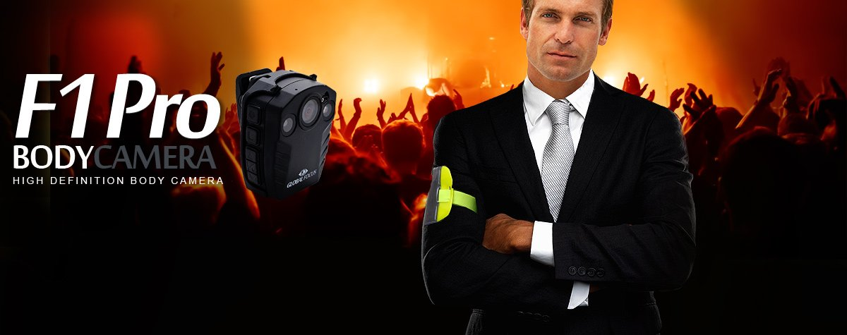 Body Camera For Door Supervisors