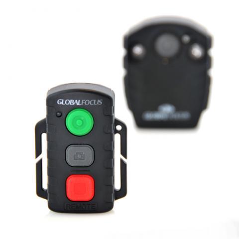 Ergonomic wireless remote control for your F1 Pro.